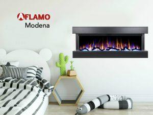 Wandhaard Modena Black
