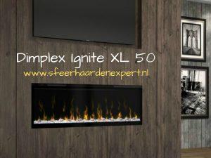 Aflamo Royal 128cm electric wall fire